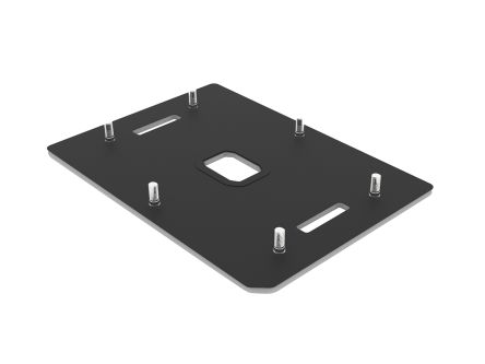 TE Connectivity SOCKET P4/P5 BACKPLATE ASSY,STUD 7.12MM (10)