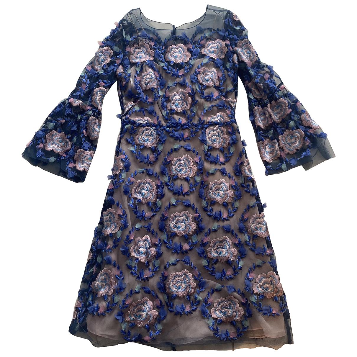 Marchesa Notte \N Multicolour dress for Women 2 US