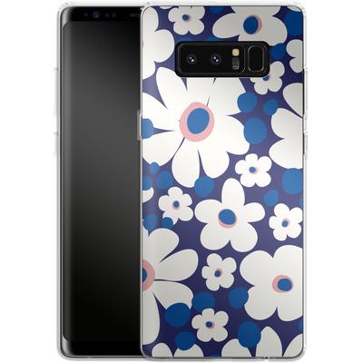 Samsung Galaxy Note 8 Silikon Handyhuelle - Cape Cod von Khristian Howell