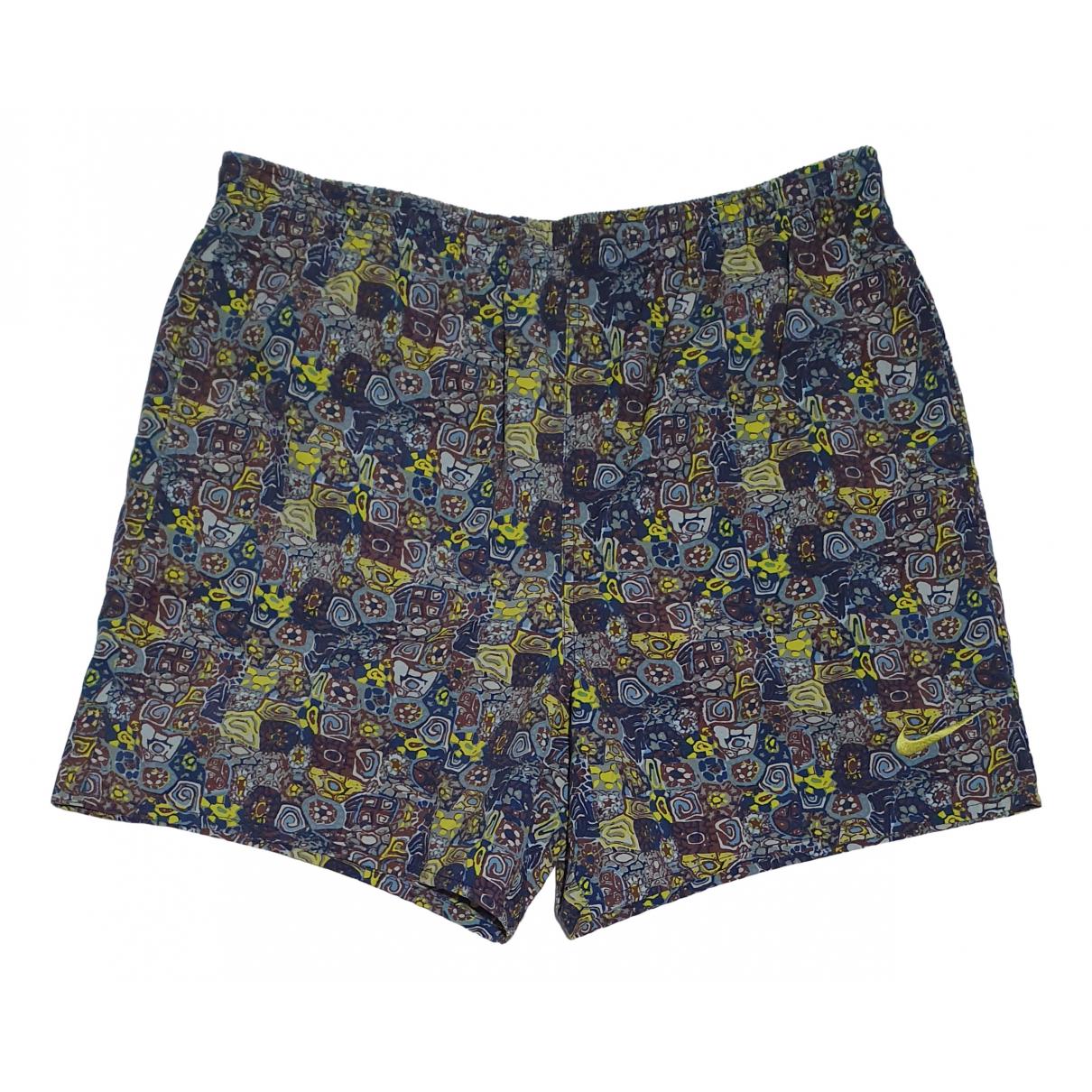 Nike - Short   pour homme - multicolore