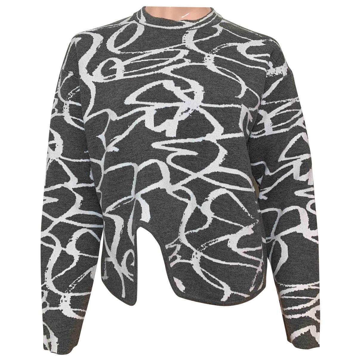 Proenza Schouler - Pull   pour femme en laine - gris
