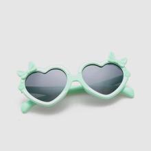Kinder Polarisierte Sonnenbrille in Herzenform
