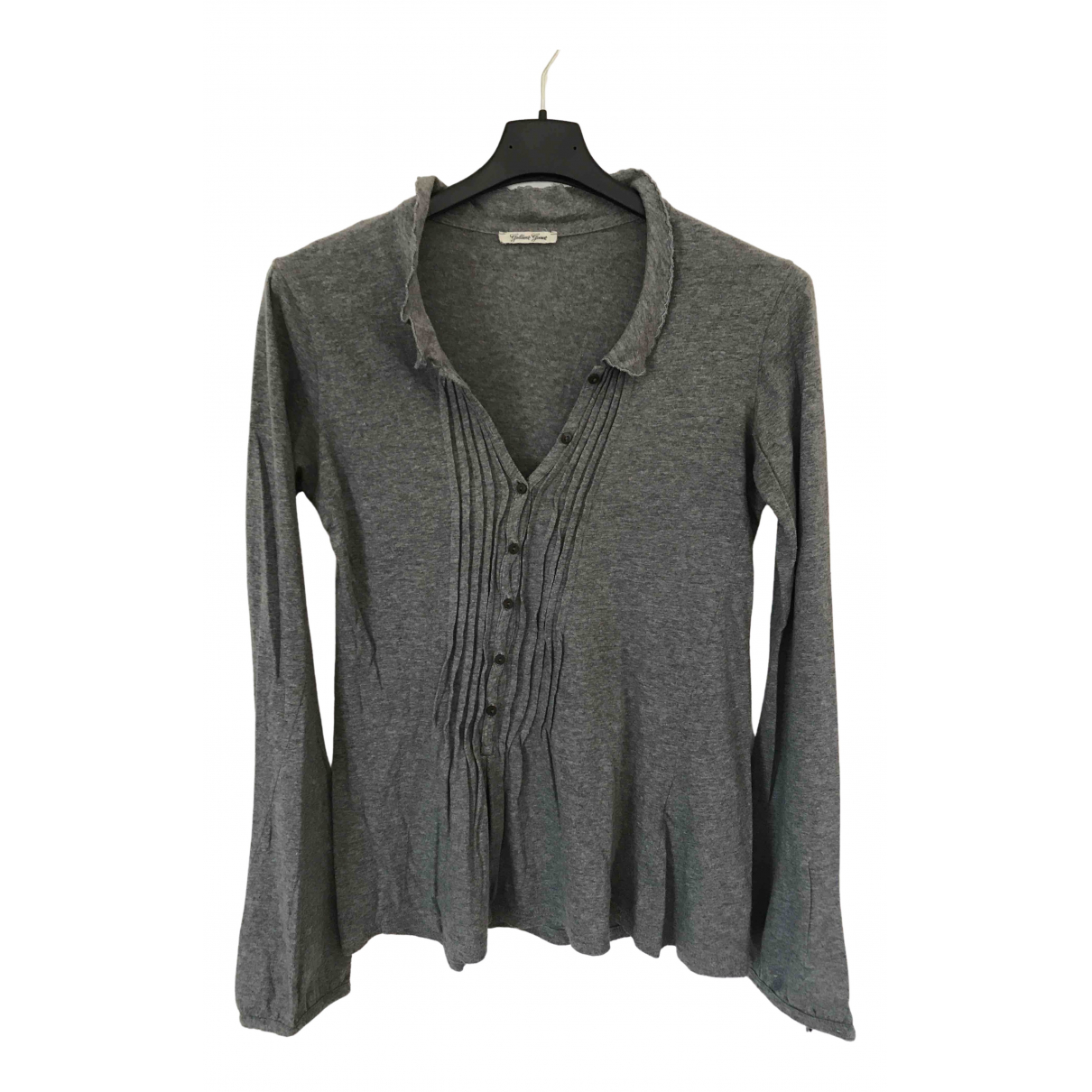 Golden Goose \N Grey Cotton  top for Women S International