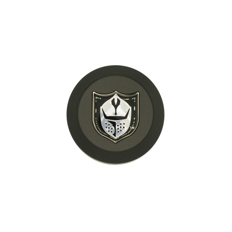 Polaris OEM 1523015-458 Pro Armor Center Cap- Matte Black
