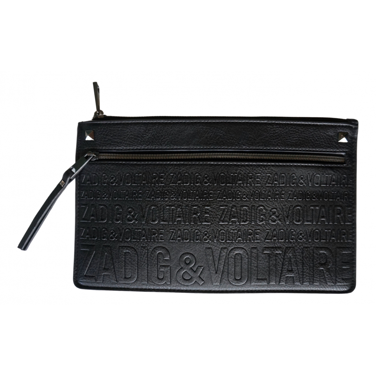 Zadig & Voltaire \N Black Clutch bag for Women \N