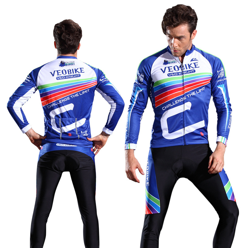 Sports style Lifeful Close-fitting Cycling Clothing