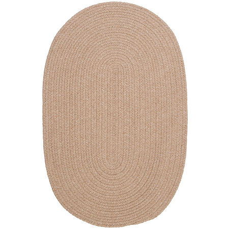 Colonial Mills Timberline Reversible Braided Oval Rug, One Size , Multiple Colors