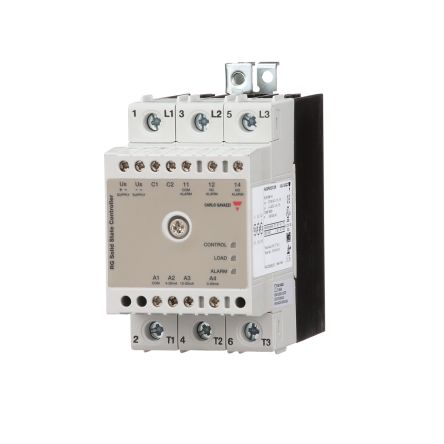 Carlo Gavazzi 25 A Solid State Relay, Proportional, DIN Rail, Varistor, 660 V ac Maximum Load
