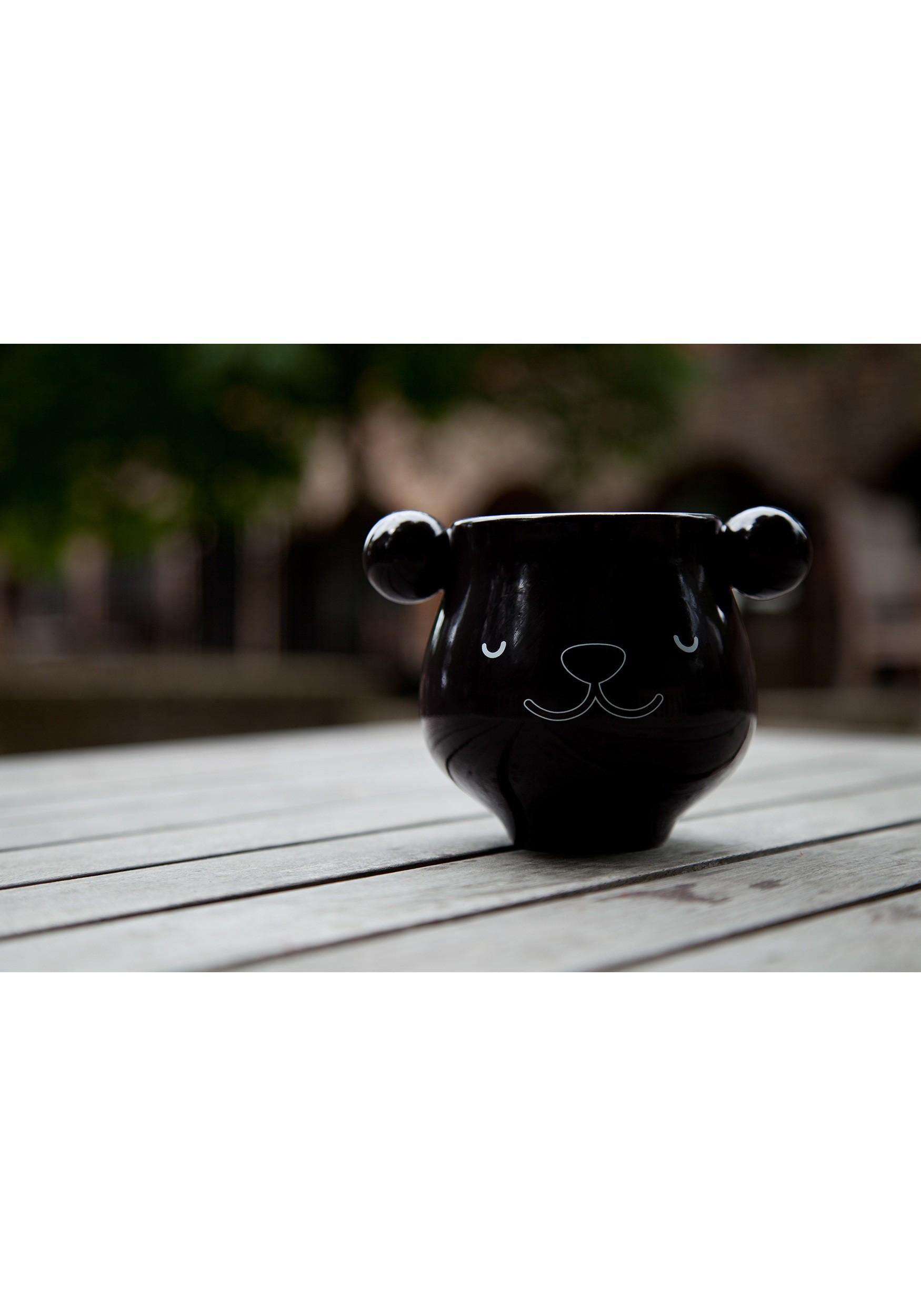 Panda Color Changing Heat Reactive Mug
