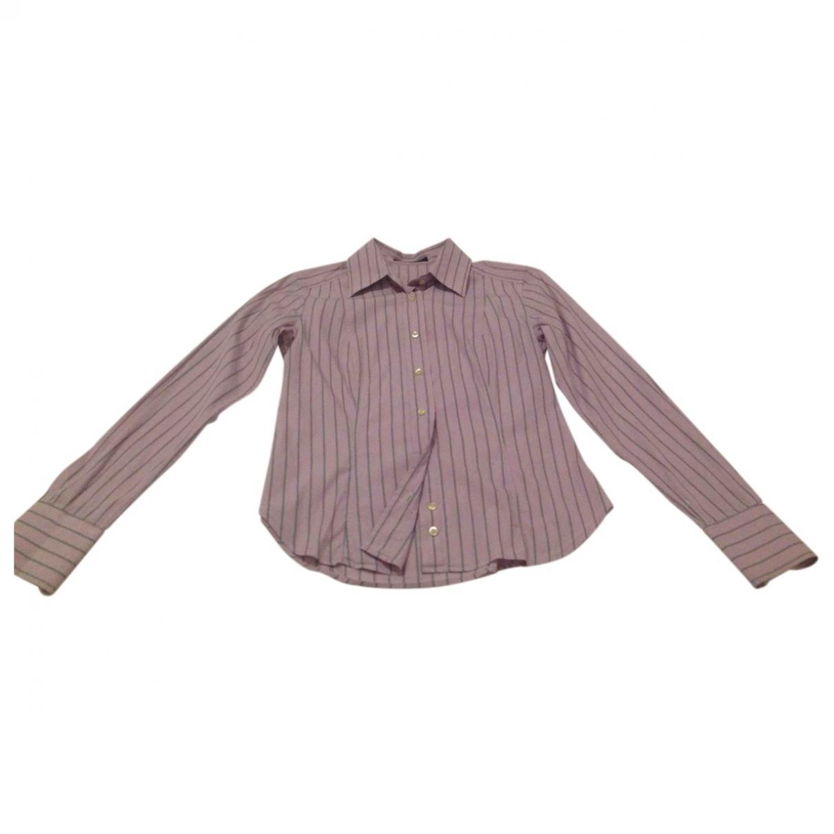 Etro - Top   pour femme en coton - violet