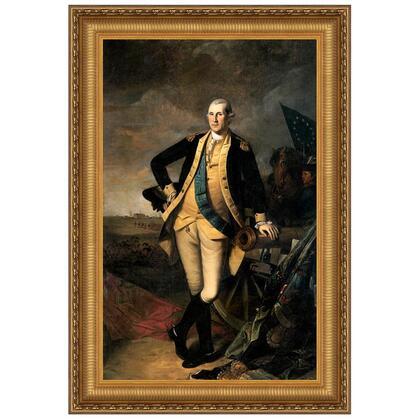 DA3271 13.5X17 George Washington At