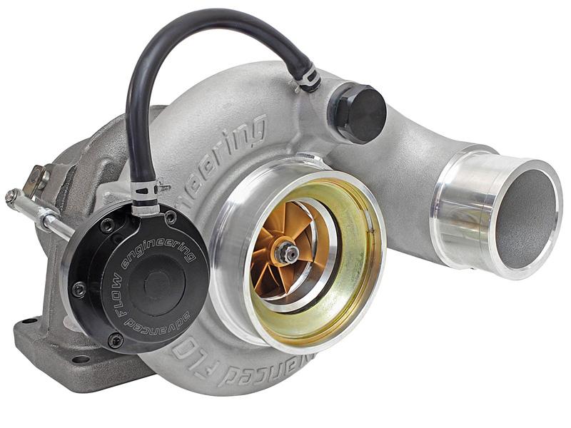 aFe POWER 46-60052-1 BladeRunner GT Series Turbocharger Dodge Diesel Trucks 03-07 L6-5.9L (td)