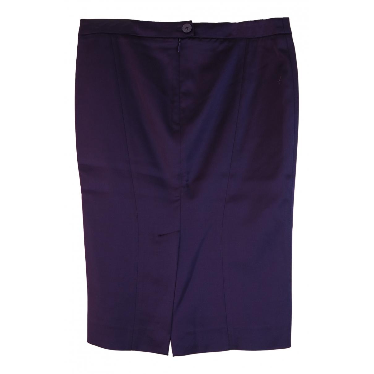 Patrizia Pepe - Jupe   pour femme - violet
