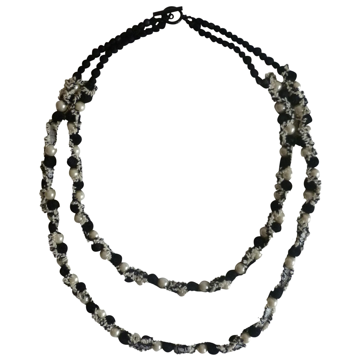 Zara \N Multicolour Pearls necklace for Women \N