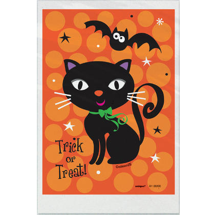 Spooky Boots Treat Bags, 4