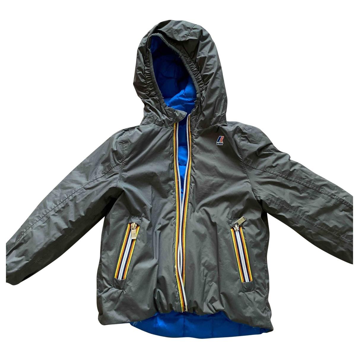 K-way - Blousons.Manteaux   pour enfant - multicolore