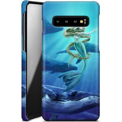 Samsung Galaxy S10 Smartphone Huelle - Ocean Song von Selina Fenech
