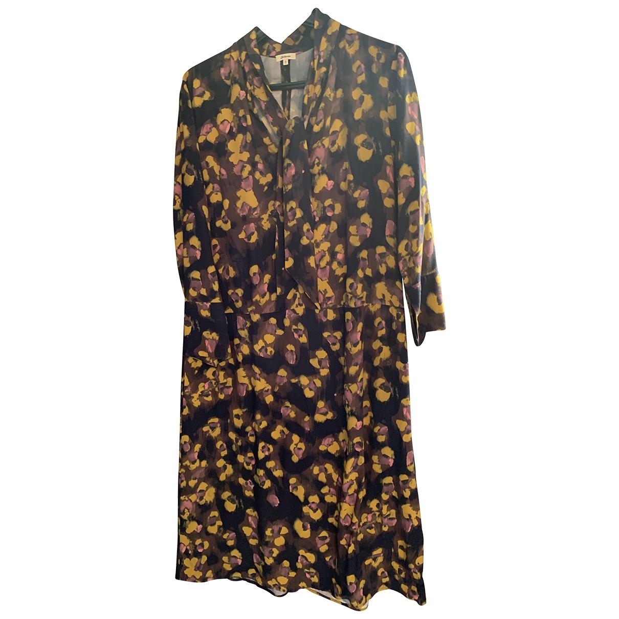Bellerose \N Kleid in  Bunt Viskose