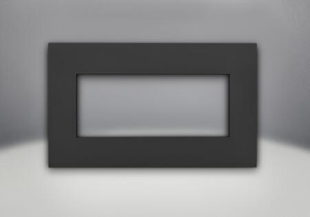 FPGI36-KSB Faceplate in Painted Black