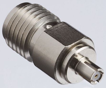 Hirose Straight 50Ω Coax Adapter SMA Socket to W.FL Plug 6GHz