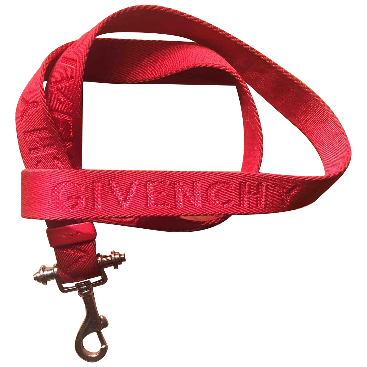 Givenchy \N Red Cloth Purses, wallet & cases for Women \N