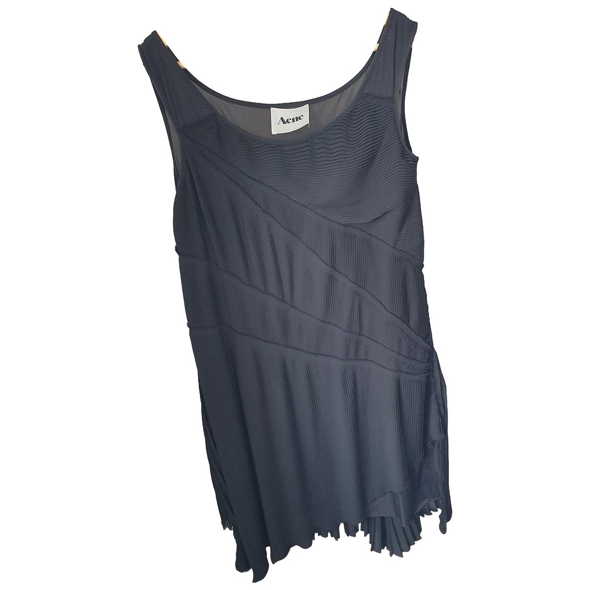 Acne Studios \N Black dress for Women 38 FR