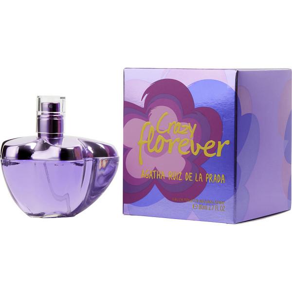 Crazy Florever - Agatha Ruiz De La Prada Eau de toilette en espray 80 ml