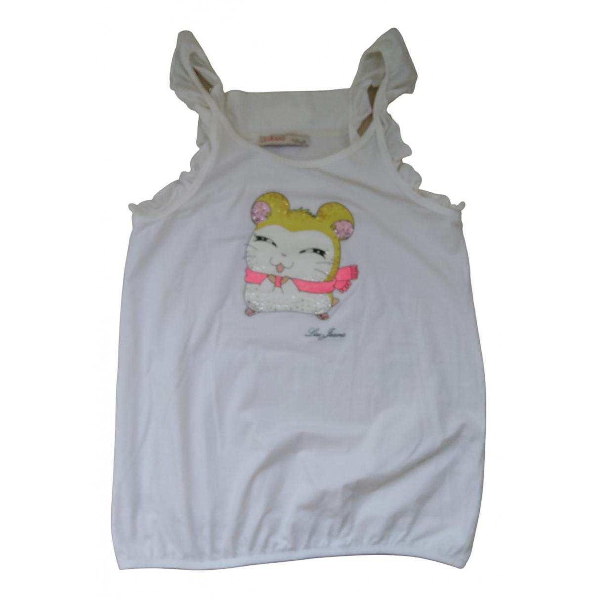 Camiseta de tirantes Liu.jo