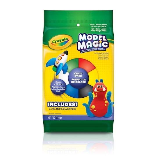 8 ct s: 6 Ct. (48 Total) Crayola® Model Magic® Craft ct By Crayola Model Magic | Michaels®
