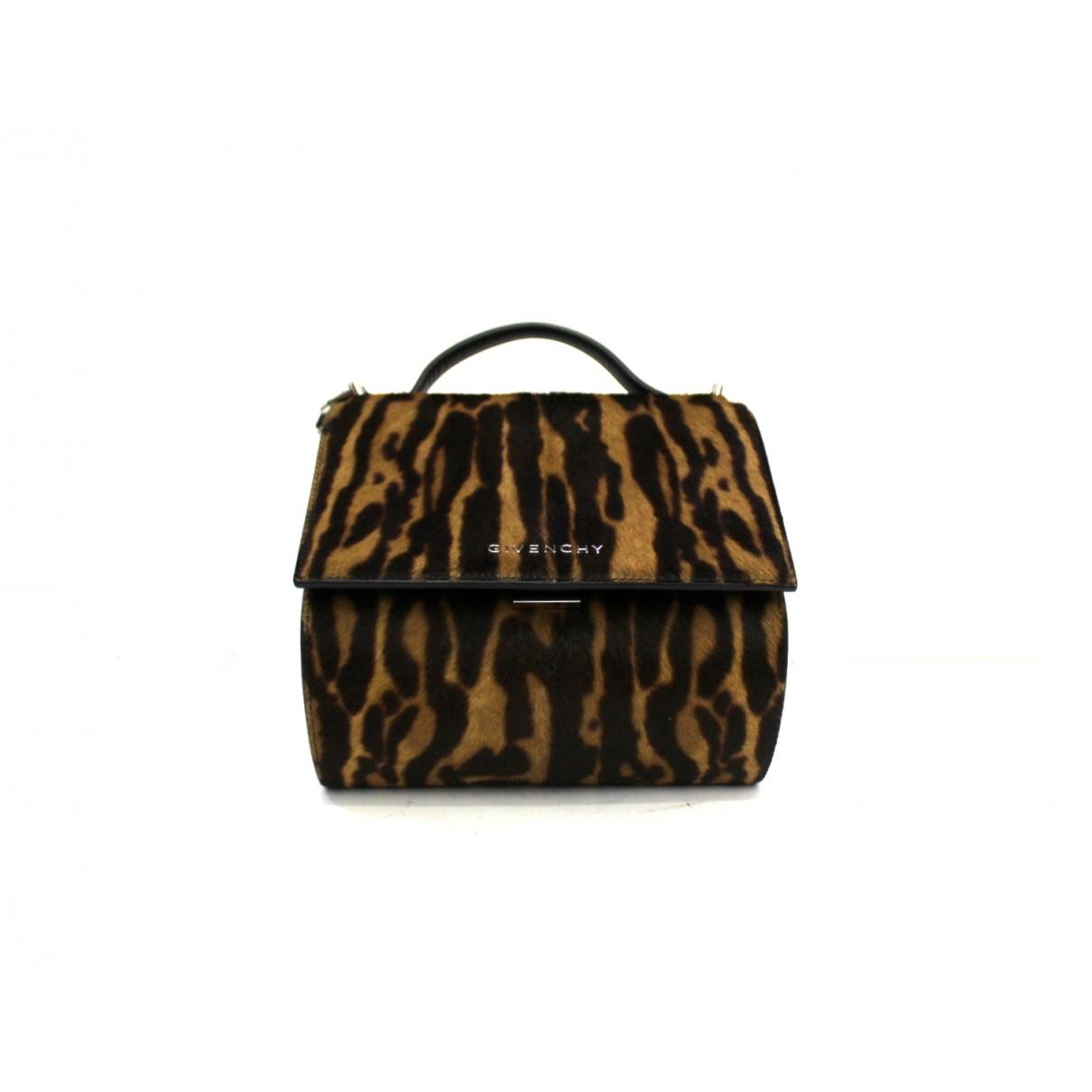 Givenchy Pandora Box Pony-style calfskin handbag for Women \N