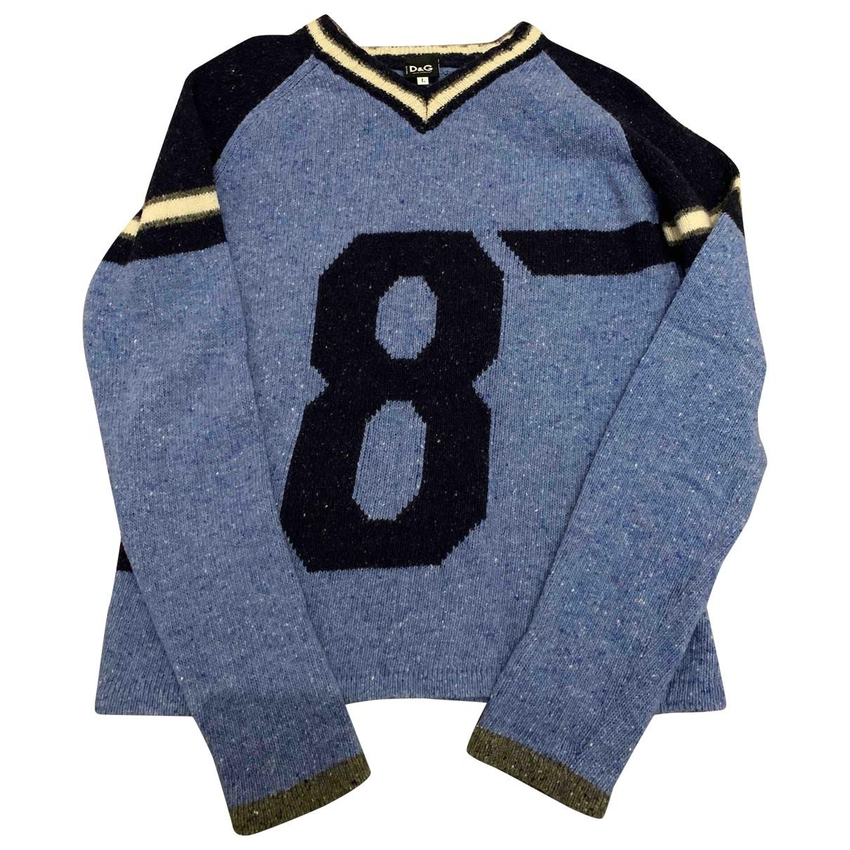 D&g \N Pullover.Westen.Sweatshirts  Blau