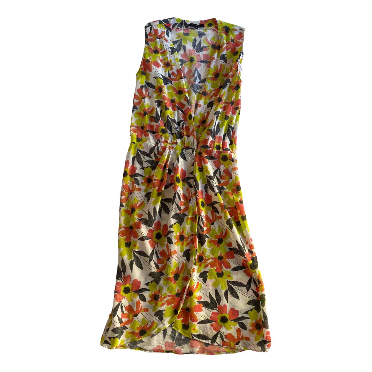 Tara Jarmon - Robe   pour femme en soie - multicolore