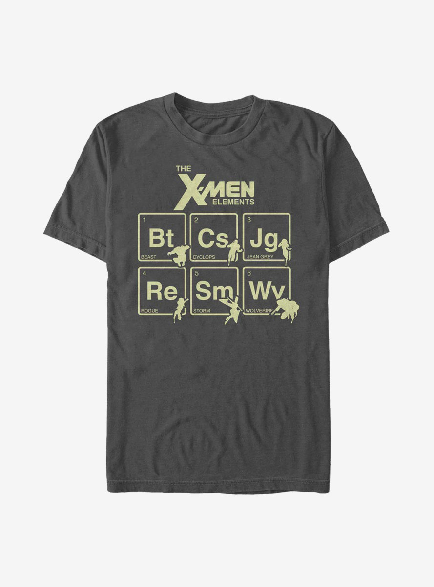 Marvel X-Men Breaking Mutants T-Shirt