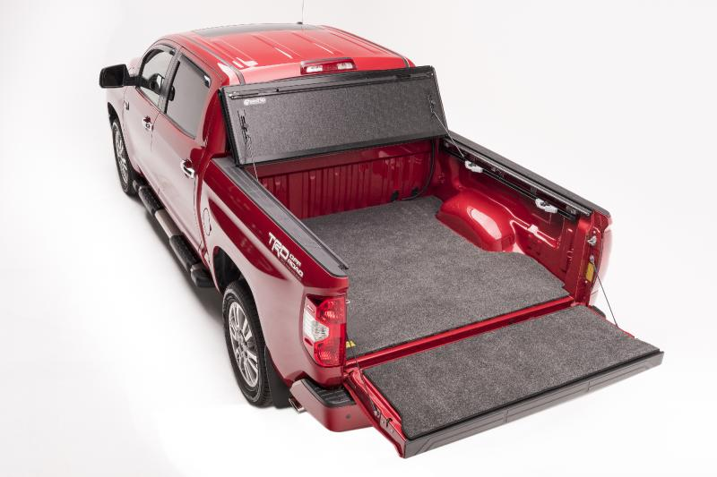 BedRug BMY07RBS BEDMAT FOR SPRAY-IN OR NO BED LINER 07+ TOYOTA TUNDRA 6'6 BED Toyota Tundra 2007-2020
