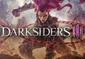 Darksiders III DE Steam CD Key