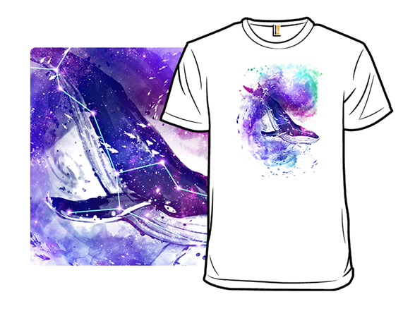 Cetus The Whale T Shirt