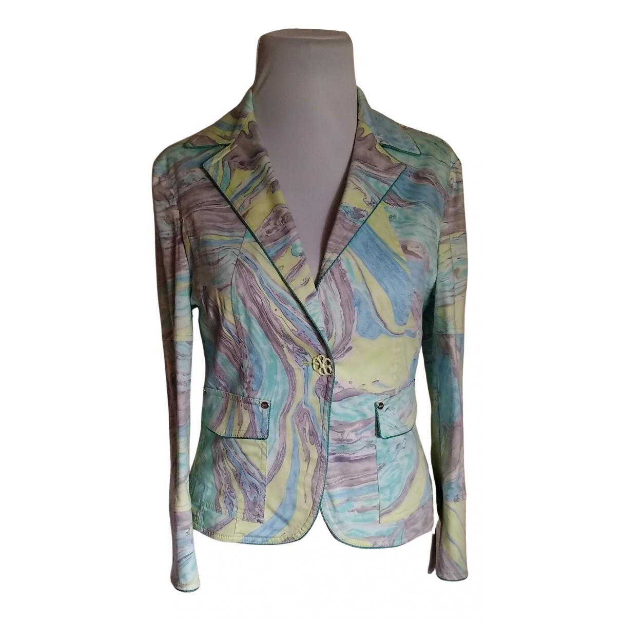 Mariella Rosati - Veste   pour femme en coton - multicolore