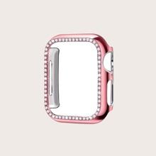 Apple Watch Huelle mit Strass Dekor