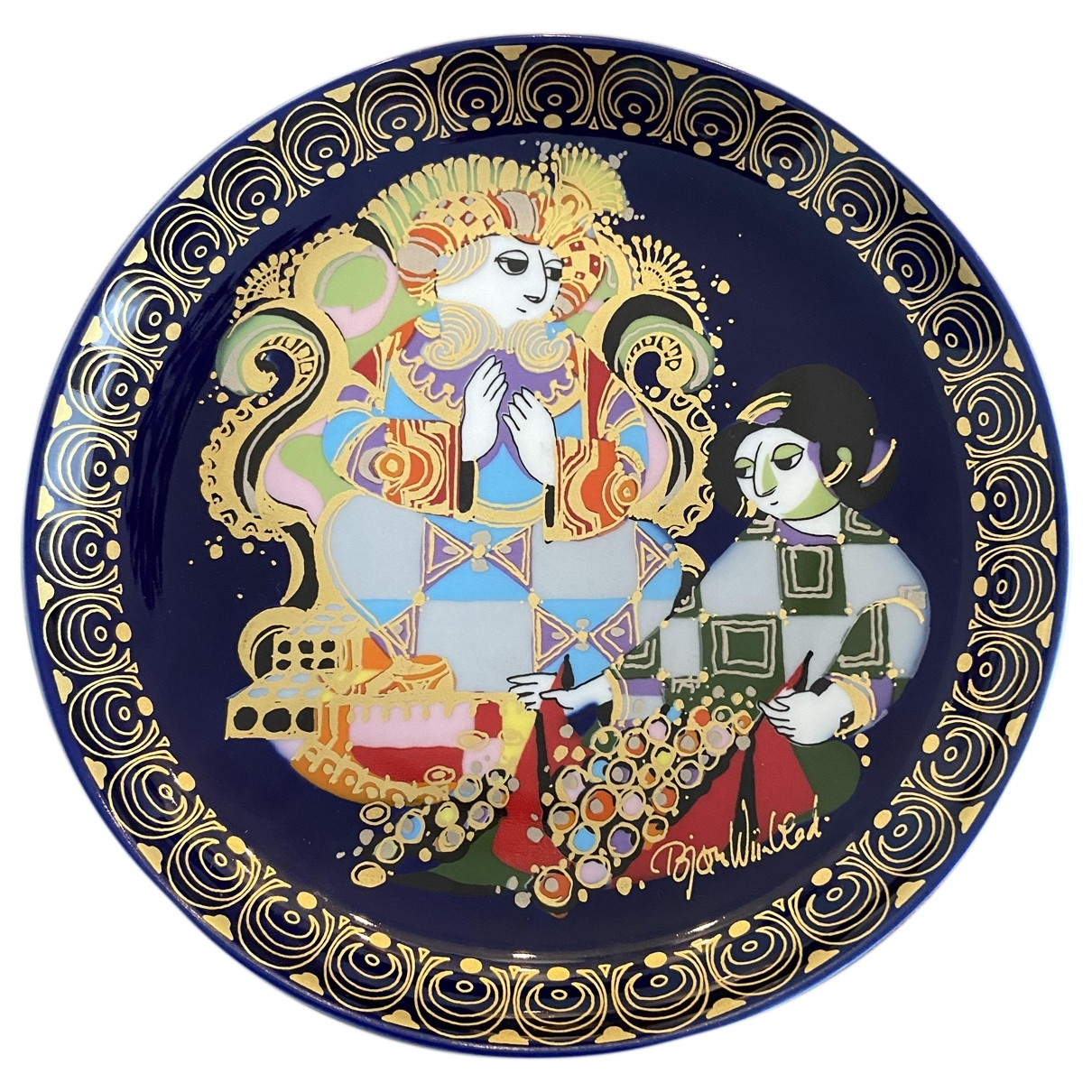 Platos de Porcelana Rosenthal