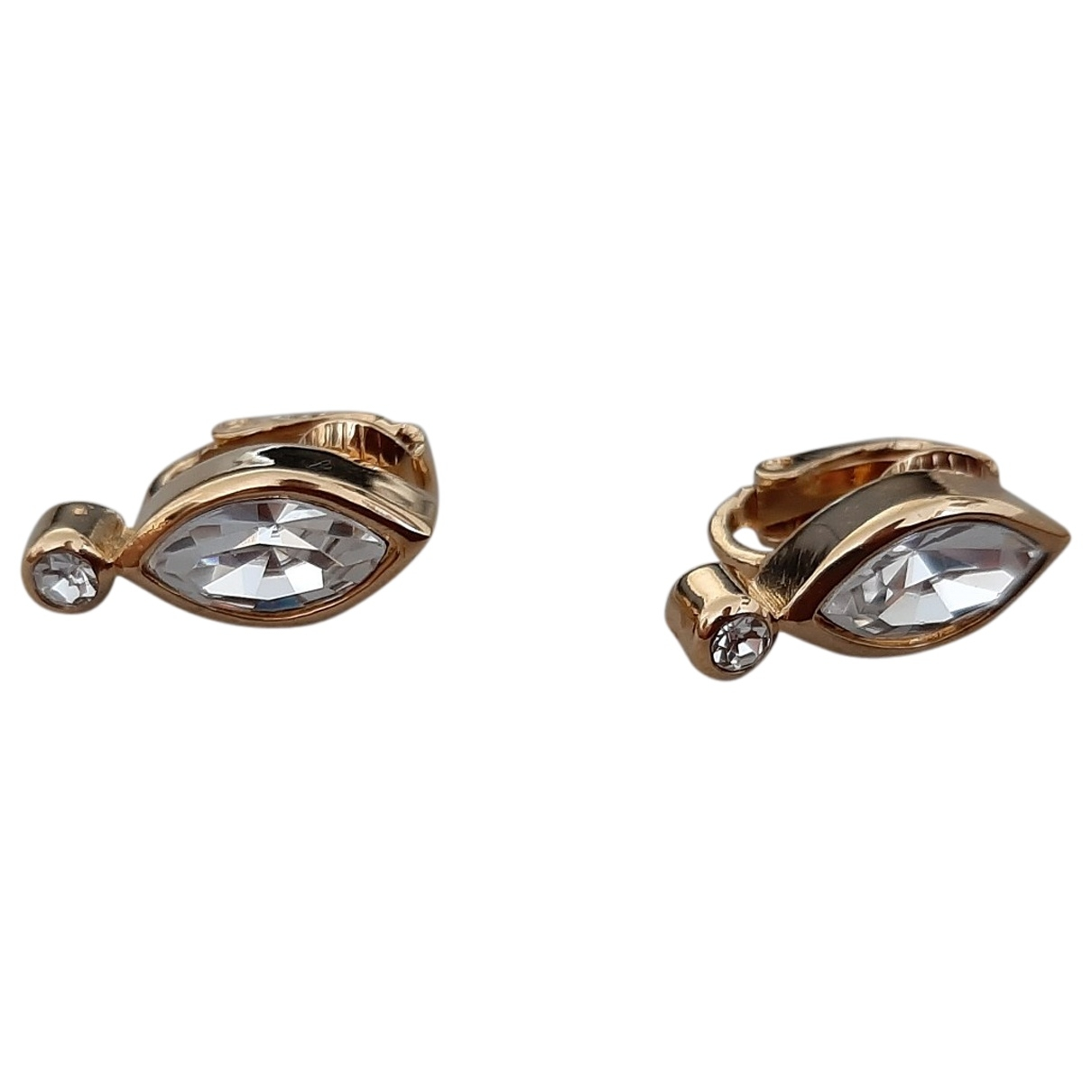 Nina Ricci \N Gold Gold plated Earrings for Women \N
