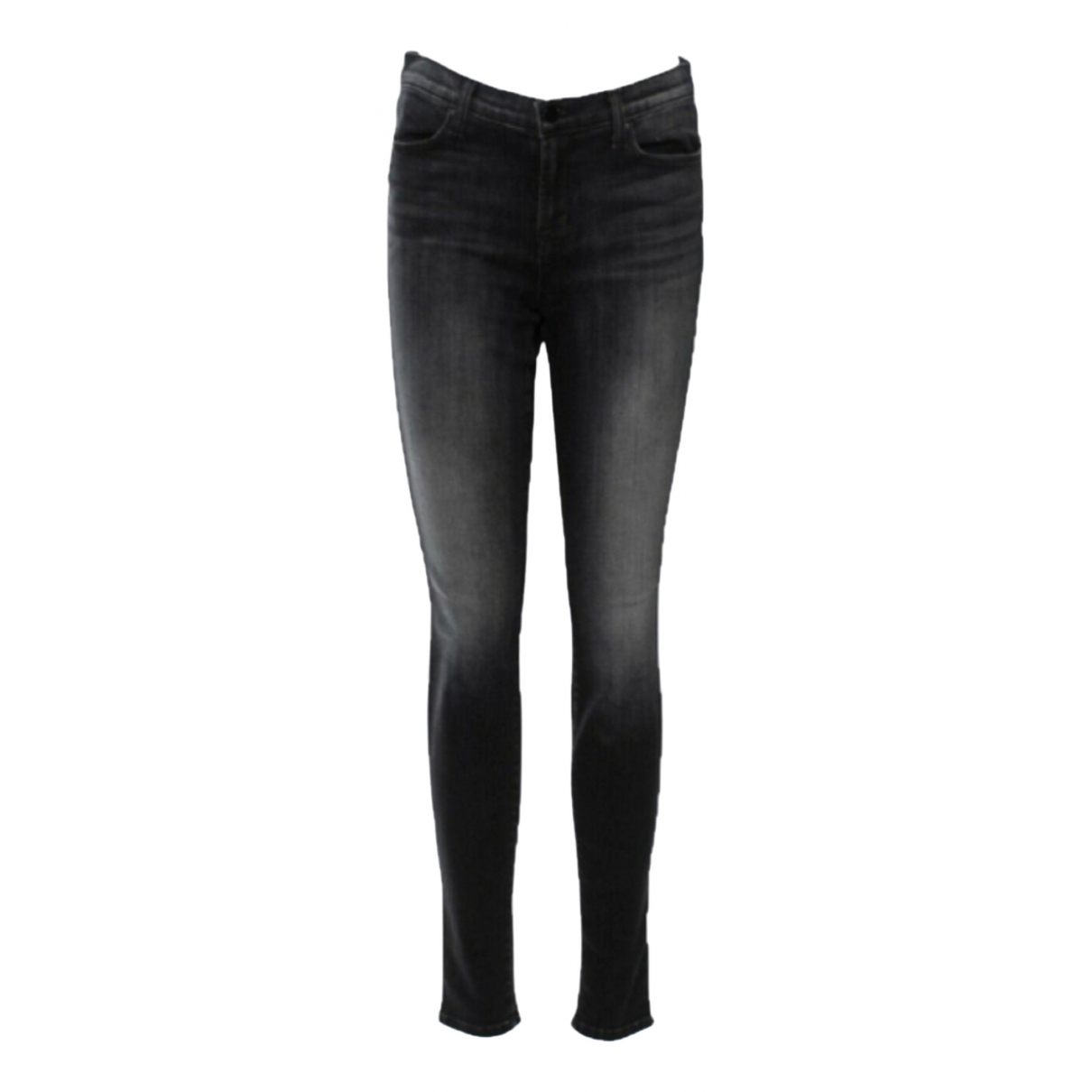 J Brand \N Black Cotton - elasthane Jeans for Women 29 US