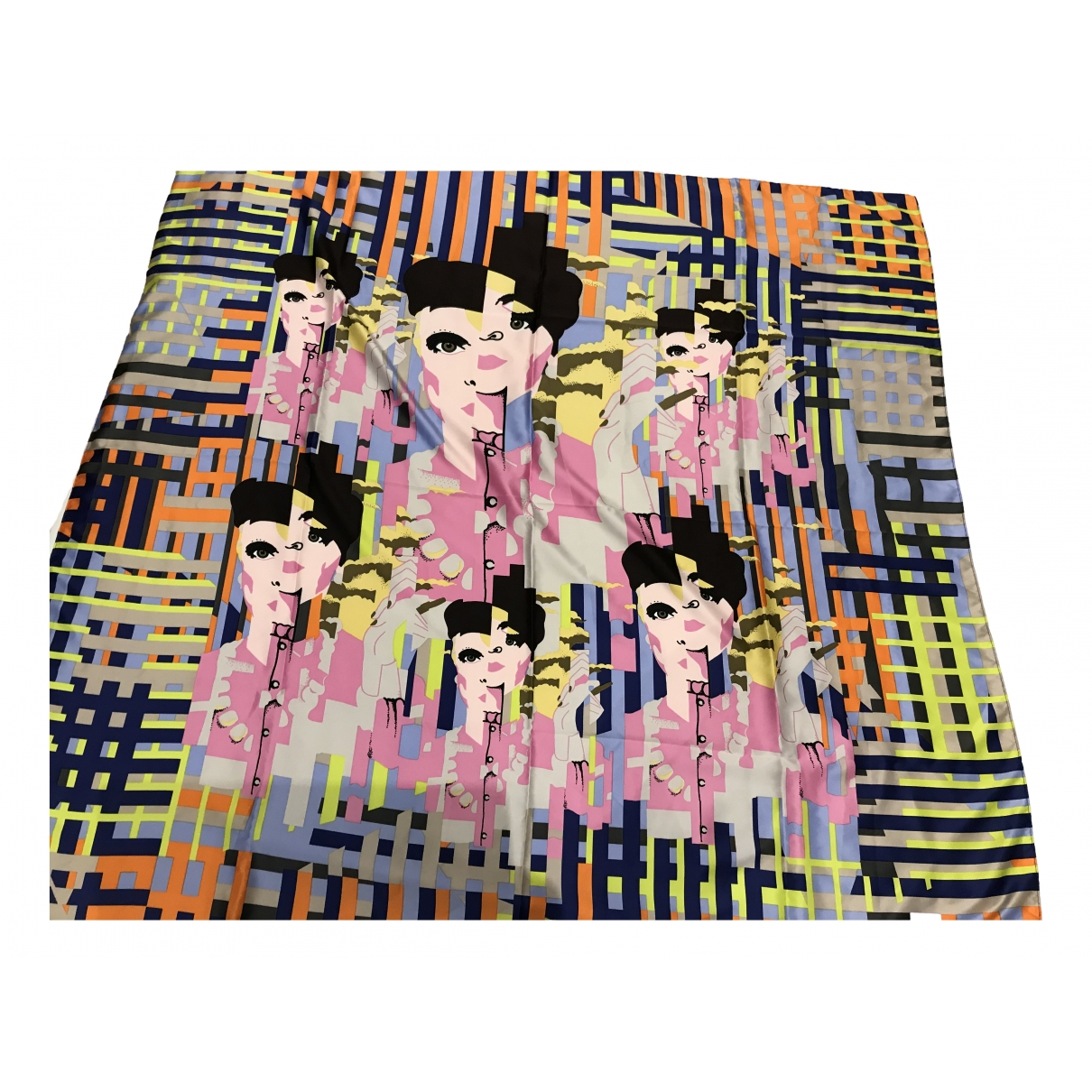 Bimba Y Lola - Foulard   pour femme - multicolore