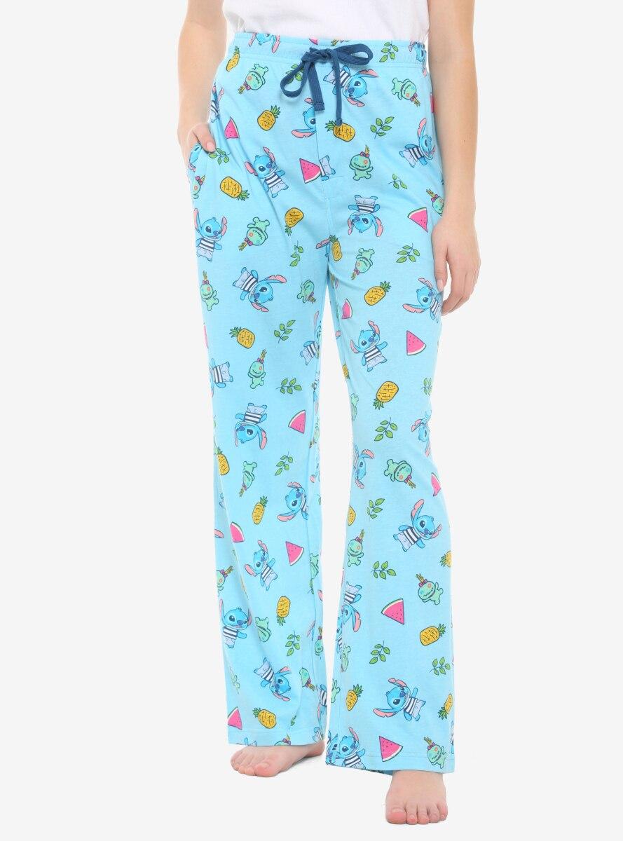 Disney Lilo & Stitch Fruit Sleep Pants