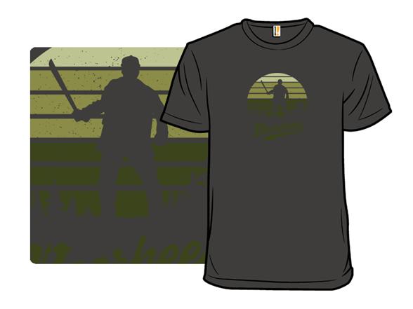 Horror Sunset: Voorhees T Shirt