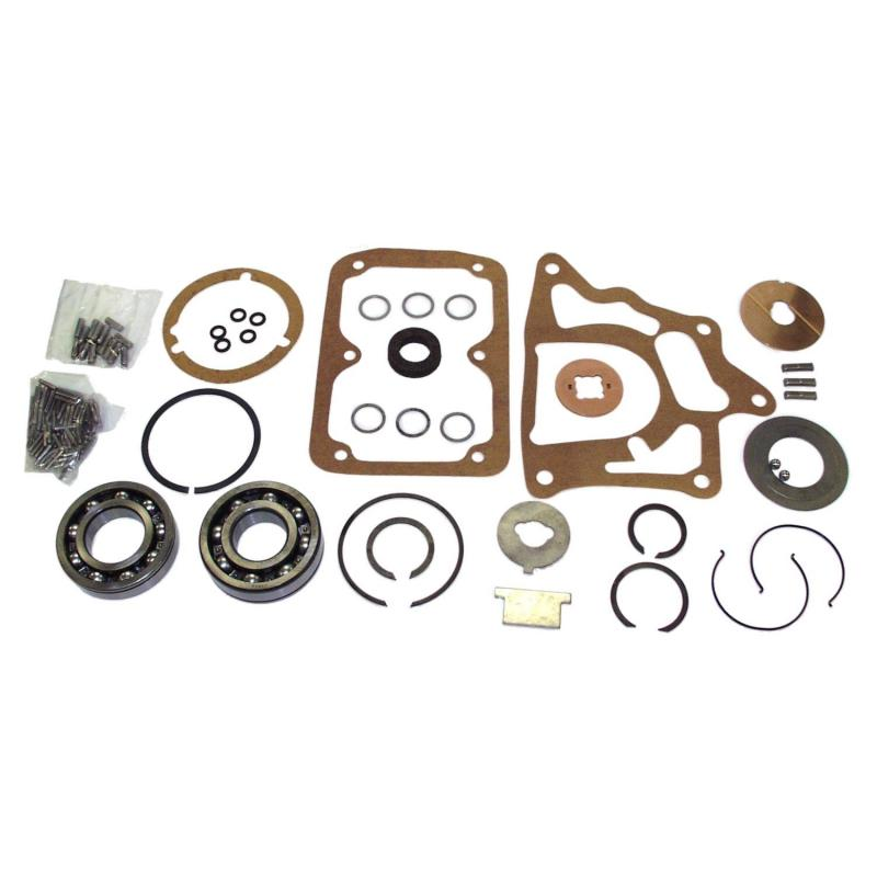Crown Automotive T90BSG Jeep Replacement Transmission Overhaul Kit, Incl. Bearings, Gaskets, Seals & Small Parts Jeep