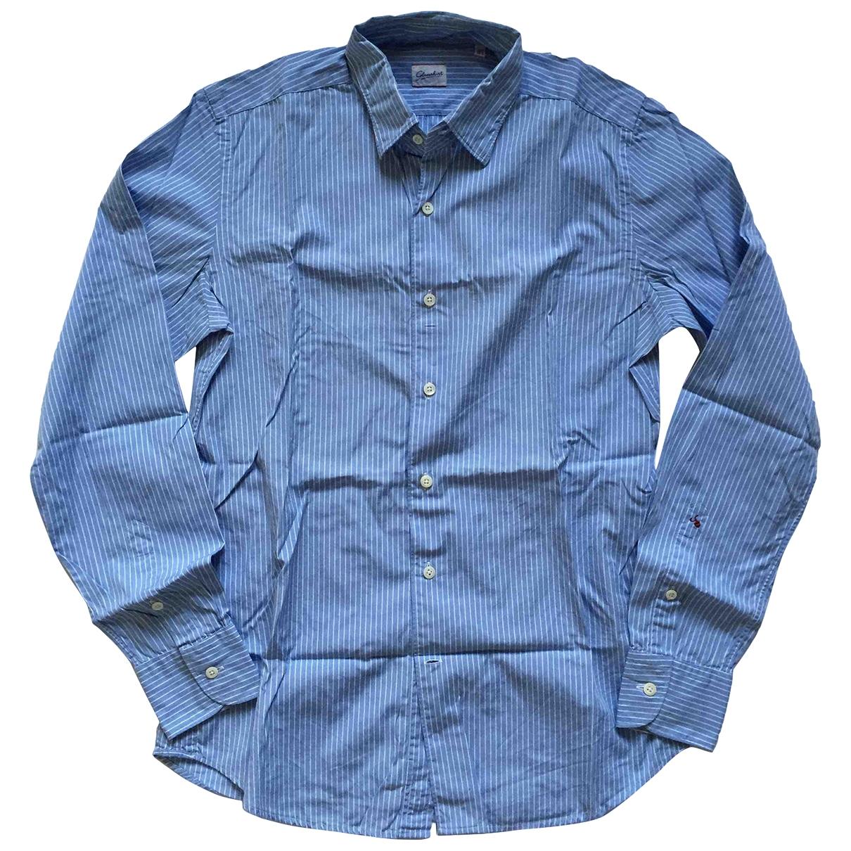 Slowear \N Cotton Shirts for Men 40 EU (tour de cou / collar)