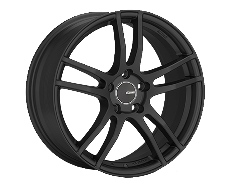 Enkei TX5 Wheel Tuning Series Black 18x9.5 5x100 45mm