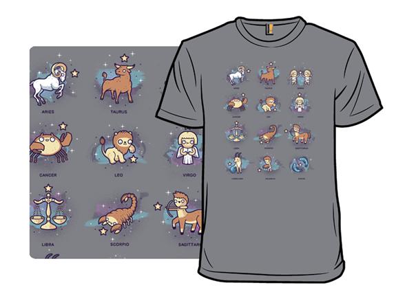 Astrologies T Shirt