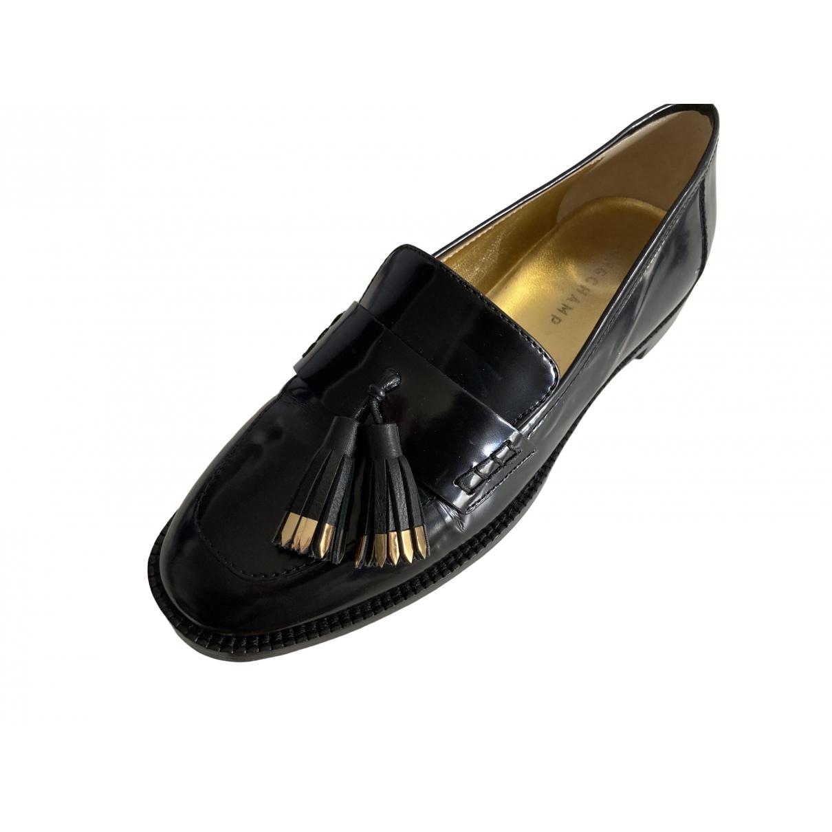Mocasines de Charol Longchamp