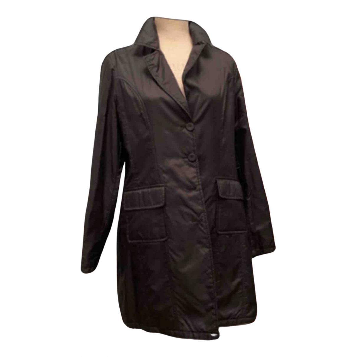 A-lab Milano - Manteau   pour femme - noir